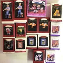 Lot 16 Asst  Disney kids cartoon Hallmark Christmas tree Ornaments colle... - $39.59