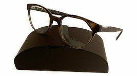 Prada Women's Brown Clear Glasses with case VPR 10U C7O-1O1 54mm - $185.99