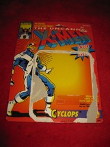 1991 Toybiz / Marvel Comics X-Men Action Figure: Cyclops - Original Card... - $7.00