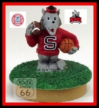 Nc State Wolfpack Mason Jar Coin, Free Shipping Candy, Candle Cover - $11.64