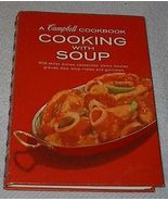 Campbell Recipe Cook Book Cooking with Soup - $5.00