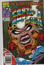 Captain America 387 [Paperback] [Jan 01, 1992] Marvel Comics - $3.91