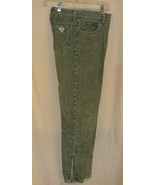Vingage Highwaist Guess Olive Green Jeans-28(27) - $18.50