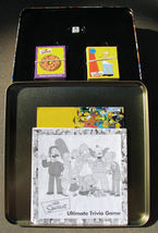 The Simpsons Ultimate Trivia Game in Collectors Tin image 2