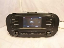 15 16 Kia Soul Radio Mp3 Sirius Player Bluetooth 96180-B2200CA KC25 - $92.07