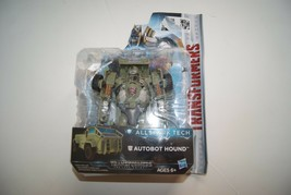 Transformers: Last Knight ~ Autobot HOUND Cube Power FIgures - New damag... - $14.25