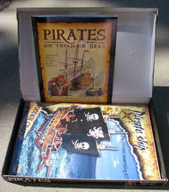Pirates on the High Seas Book and Ship Set image 3