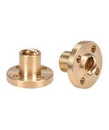 BIQU 3D printer parts  Copper Trapezoidal Screw Nut for T8 Screw T8 nuts... - $2.50