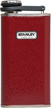 Stanley Classic Flask, Hammer Tone Crimson, 8-Ounce - $28.55