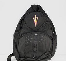 ASU Sun Devils Sling Backpack Teardrop Black - ₹2,488.38 INR