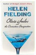 Olivia Joules & the Overactive Imagination Helen Fielding HC - $5.00