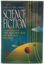 Science Fiction Isaac Asimov Classic Stories from Golden Age Anthology HC - $5.00