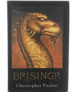Brisingr Christopher Paolini Inheritance Bk 3 Eragon Dragon - $6.00