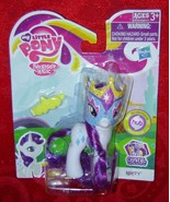 My Little Pony G4 Rarity masquerade Mask Crystal Empire FiM HUB MLP  - $10.00