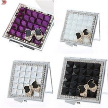 Cute Mini Folding Portable Make-up Cosmetic Beauty Makeup Compact Pocket... - $11.39
