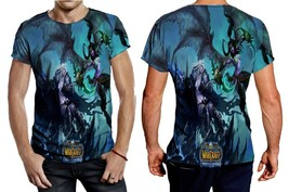World Of Warcraft Wrath Of The Lich King Tee Men - $21.80