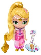 Fisher-Price Nickelodeon Shimmer & Shine, Genie Disguise Leah - $13.28