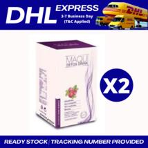 2 Boxes MAQUI DX / Detox Drink 100% Natural Berries Slimming DHL Express - $72.47