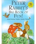 Peter Rabbit's Big Book of Fun Potter, Beatrix - $2.75