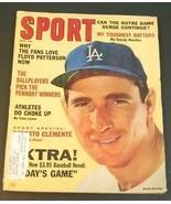 May 1965 Sport Magazine Sandy Koufax Cover - $4.94