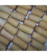BLANK Natural USED Wine Corks Unprinted Craft Lot of 5 10 30 40 50 Recycled - $5.57+