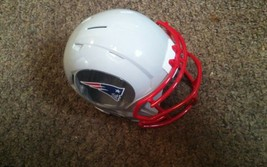 FOCO New England Patriots Abs Helmet Bank image 1