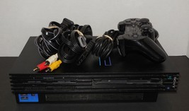 Sony Playstation 2 PS2 Video Game System Model SCPH-30001 R 100% Complete - $70.13