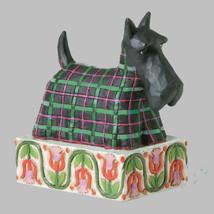 2005 Jim Shore MacRover Scottie Dog Heartwood Creek Enesco 4004855 - New in Box - $16.99