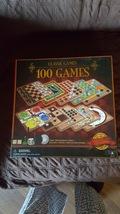 100 board games - $20.00