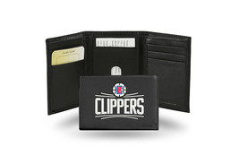 NBA Los Angeles Clippers Embroidered Tri-Fold / Wallet - $37.23