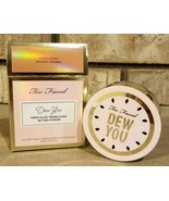 TOO FACED-- Dew You Setting Powder-- Translucent Radiant Caramel-- NIB  - $25.00