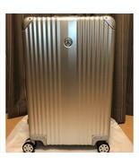 Mercedes-Benz Original 65L suitcase Carry bag aluminum - $538.55