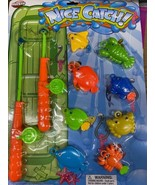 10pc Fishing Game on Card - $14.10