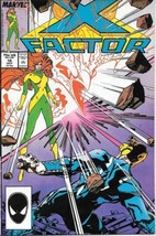 X-Factor Comic Book #18 Marvel Comics 1987 Very FINE/NEAR Mint New Unread - $3.50