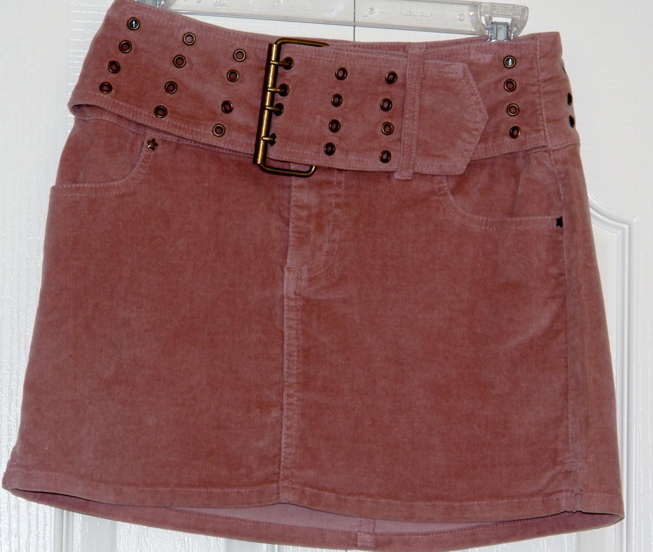 Bubble Gum Mini Skirt Size 5-6 Bonanza
