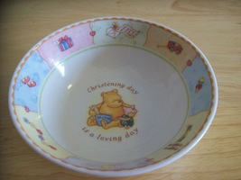 Royal Doulton Winnie the Pooh Cereal Bowl  - $20.00