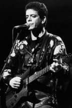 Lou Reed In Concert 18x24 Poster - $23.99