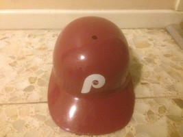 Vintage Philadelphia Phillies  1969 Sports Prod Corp Adjustrap Bat Helmet MLB - $20.79