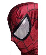 Lycra Spider-Man 2 Mask 3D Digital Printing Red Hood Spiderman - $29.10