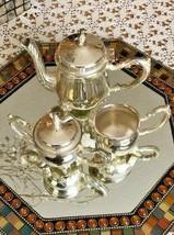 Exquisite Victorian Elegance: Godinger Miniature Tea Set - $17.82