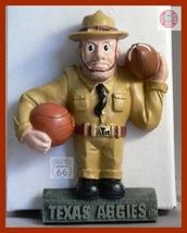 Texas A&M Aggies Football Basketball 3 D Magnet - $14.00