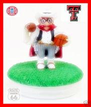 Texas Tech Mascot Mason Jar Coin, Free Shipping Candy, Candle Cover - $12.12