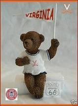 VIRGINIA CAVALIERS FOOTBALL BASKETBALL FAN W FLAG NEW - $16.11