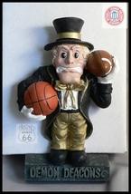 Wake Forest Deacons Football Basketball 3 D Magnet - $11.45