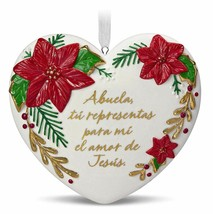 Hallmark: Abuela - Grandmother - The Love of Jesus - Keepsake Ornament  - $14.15