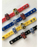 Party Favors Kids Transformers Charms Crocs Birthday Bracelets - $10.89