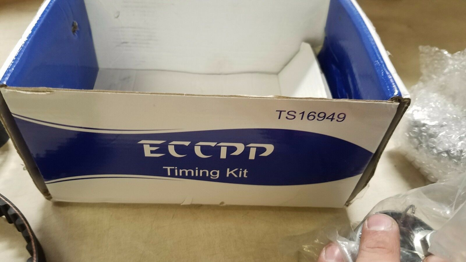 Timing Belt & Water Pump Kit Fits 2001-2005 2004 Honda Civic 1.7L SOHC D17A image 7
