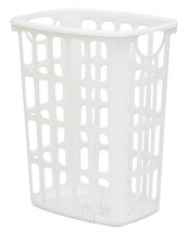 United Solutions LN0205 Two Bushel White AIRitOUT Laundry Hamper -2 Bush... - $25.74