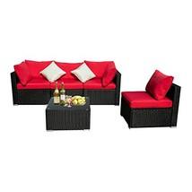 DOIT Patio Sofa for Backyard Decor,Balcony Furniture Patio Sets, Outdoor... - $487.03
