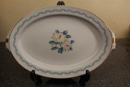 """17"""" Serving Platter in Magnolia by Narumi - $40.00"""